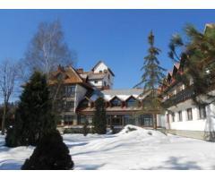 Centrum Zdrowia i Rekreacji Geovita w Złockiem