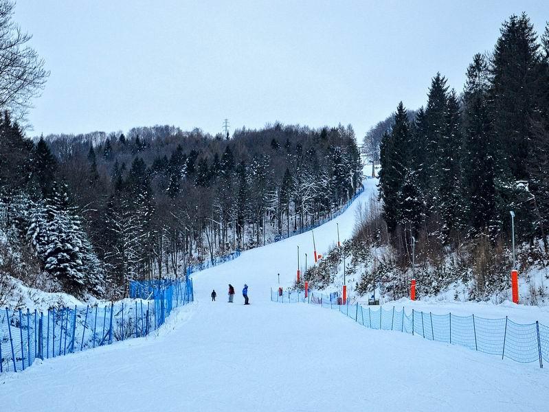 stok narciarski w Muszynie